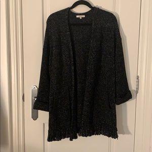 Madewell long sweater